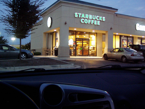 How Big Data Helps Chains Like Starbucks Pick Store Locations   --   An (Unsung) Key To Retail Success | Digital commerce | Scoop.it