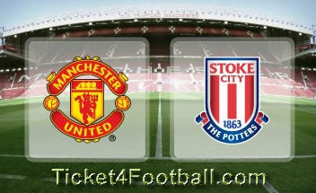 Manchester United Vs Stoke City Tickets   Football Ticket   Scoop.it