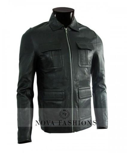 Vampire Diaries Jacket Black | Damon Salvatore Leather Jacket | Current Fashion Updates - 2015 | Scoop.it