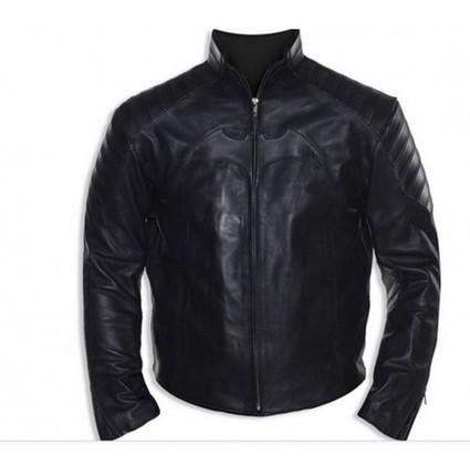 Mens black Batman Leather Jacket for Men | Adidas TT10 Black Hockey Stick | Scoop.it