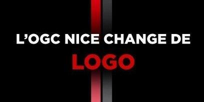 L'OGC Nice change de logo   Coté Vestiaire - Blog sur le Sport Business   Scoop.it