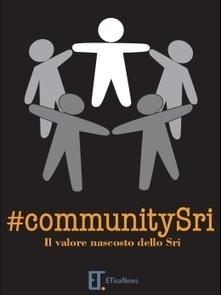 Il valore sociale dello Sri - ebook | Conetica | Scoop.it