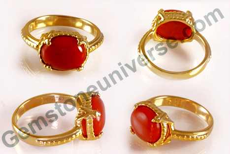 Gemstone Affirmations - Create Constructive Energy and Charge Ahead with Natural Red Coral | Gem therapy using Jyotish Gemstones | Scoop.it