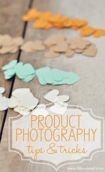 Product Photography Tips For Crafters | Artdictive Habits : Sustainable Lifestyle | Scoop.it