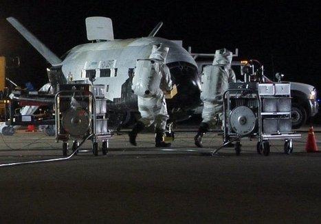 Un carburant « vert » testé dans l'espace par la Nasa - Futura Sciences | Espace | Scoop.it