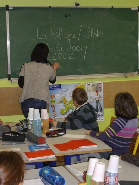 La Pologne en classe de CE2 | Quoi de neuf ? | CLEMI -  Des nouvelles des élèves | Scoop.it