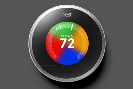 Google's plan to rule your home with Nest finally takes shape | Digital-News on Scoop.it today | Scoop.it