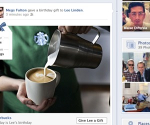 Facebook gives Gifts another shot, guarantees no ugly sweaters in the wrong size | Digital Media Daily | Scoop.it