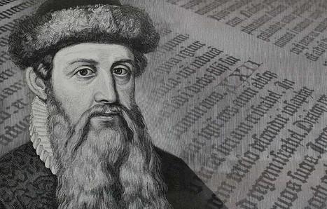 Le projet Gutenberg dépasse la barre symbolique des 50 000 livres | TICE et Web 2.0 | Scoop.it
