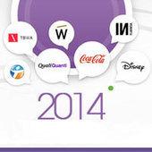 Tendances 2014 – la vision des marques et des influenceurs | Marketing et communication | LES INFLUENCEURS | Scoop.it