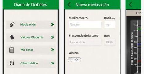 Una aplicación analiza el estilo de vida para reducir la glucosa en diabéticos | Convergencia de medios e integración multimedia | Scoop.it