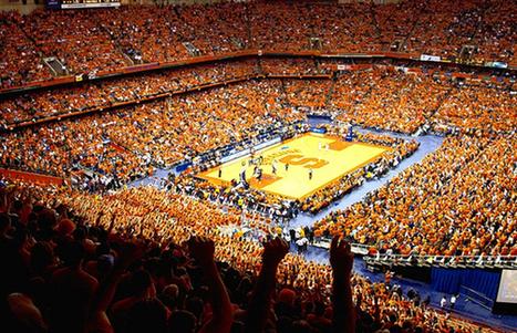 Stades connectés, apres Twitter et Facebook voila Foursquare | Basket & Marketing | Scoop.it