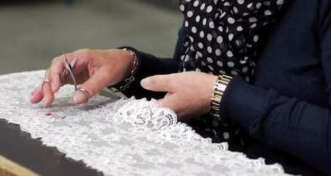 La maison Chanel vole au secours de la dentelle de Calais | TEXTILES | Scoop.it