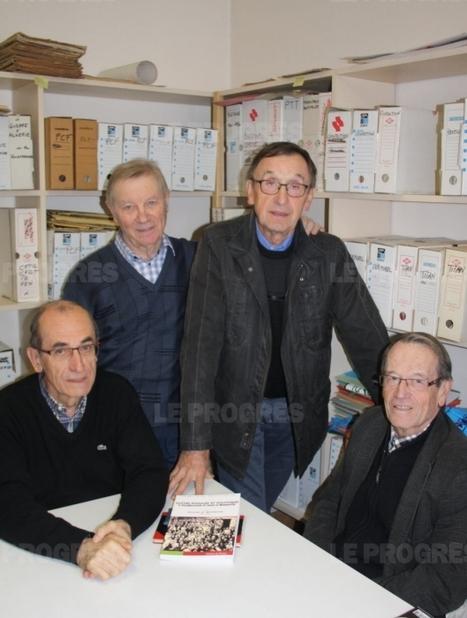 Ils se passionnent pour l'histoire des luttes ouvrières du Beaujolais | Histoire et patrimoine Beaujolais Bourgogne | Scoop.it