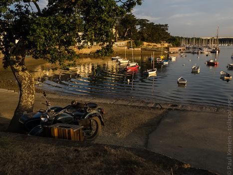 au lever du jour (15 photos) à Sainte-Marine en Combrit #Odet | photo en Bretagne - Finistère | Scoop.it