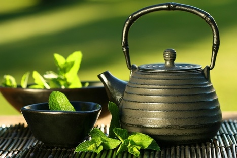 Teas and Tales - The Top Benefits of Chinese Green Tea   Marketing   Scoop.it