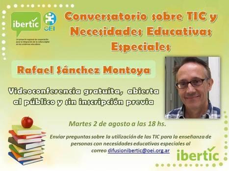 Conversatorio sobre Herramientas TIC y Necesidades Educativas Especiales. | Educacion, ecologia y TIC | Scoop.it