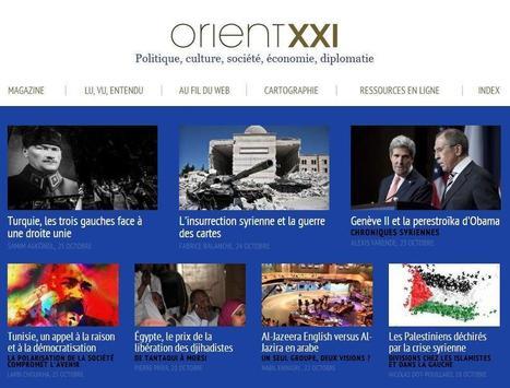 Orient XXI : Un site avec d'autres regards sur le monde arabe et le monde musulman | Les médias face à leur destin | Scoop.it