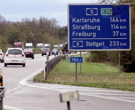 Vignette allemande : quel impact en Alsace ?   Infrastructures & Véhicules   Scoop.it