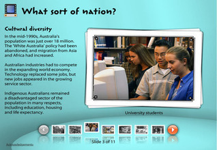 Migration to Australia - unit of work | Curriculum Resources | Scoop.it