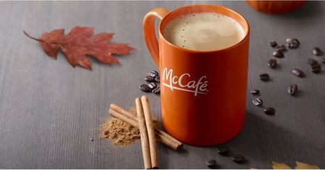McDonald's May Be the First to Bring Out the Pumpkin Spice Latte | ♨ Family & Food ♨ | Scoop.it