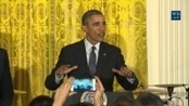 """President Obama Hosts a Cinco de Mayo Reception"" 