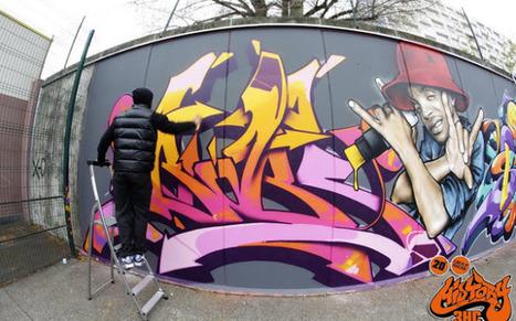 Babs UV TPK 3HC | Interviews graffiti et Hip-Hop | Scoop.it