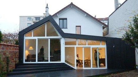 Extensions et surélévations de maisons, l'essentiel   IMMOBILIER 2015   Scoop.it