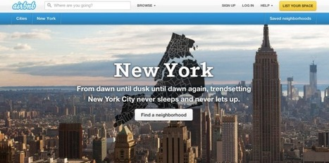 Airbnb And NY Attorney General Prepare To Meet In Court This Week - TechCrunch | RentalBuzz: Holiday rentals news and marketing | Scoop.it