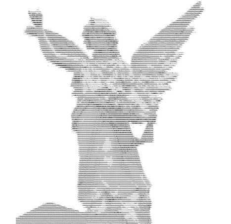 ASCII Art Gallery of Pictures made from Text Characters | ASCII Art | Scoop.it