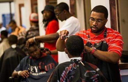 Barbers volunteer to help kids look sharp for first day of school - Kansas City Star | Volunteers | Scoop.it