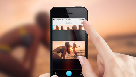 Slidely Launches New Show App For Making Videos Out of Pictures | TechCrunch | Photo and Image Tips | Scoop.it