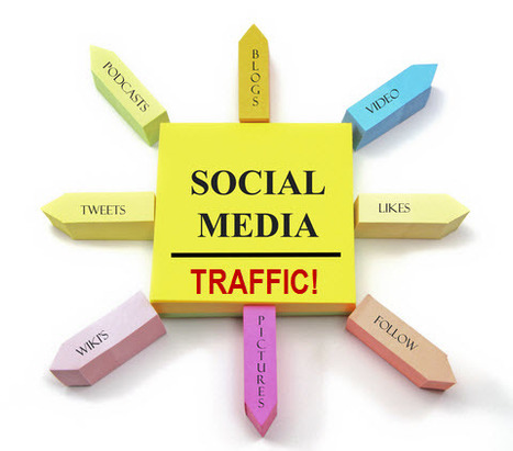 4 Tips to Get Mass Traffic on Your Social Media Pages | Conteaxtualized communications | Scoop.it