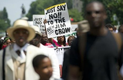 The New Jim Crow: Churches Respond to Mass Incarceration   Politics & Religion   Scoop.it