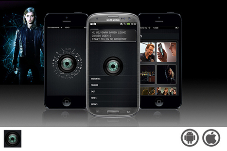App The Movie - First Second Screen Cinema Experience | App Porffolio and Showcase |Service2Media | Creative Explorations | Scoop.it