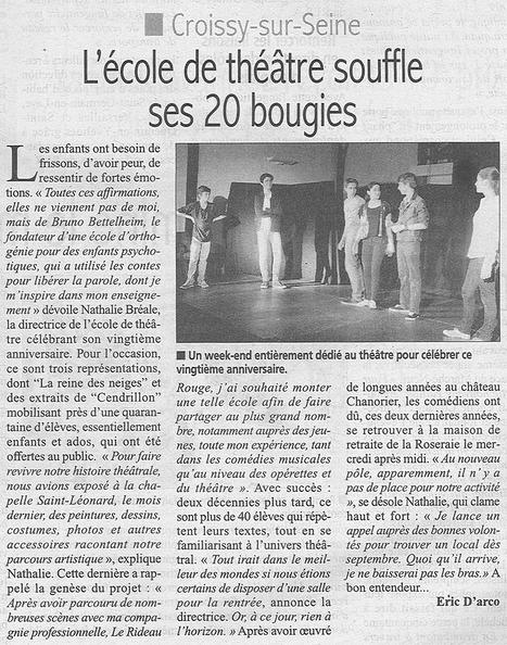 Courrier des Yvelines | Croissy sur Seine | Scoop.it
