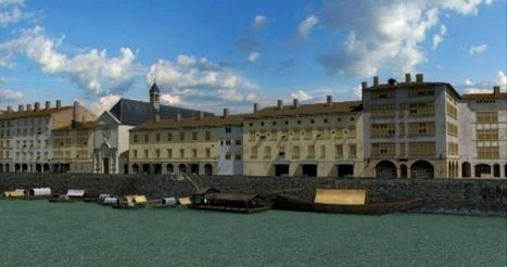 Il était une fois... Lyon en 1700 et en 3D   Référent numérique   Scoop.it
