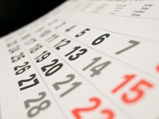 How to Use a Calendar to Create Time and Space | Life @ Work | Scoop.it
