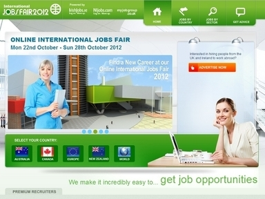 First Online International Jobs Fair goes live with 180 jobs | Gamification, employer brand and IT recruitment | Scoop.it
