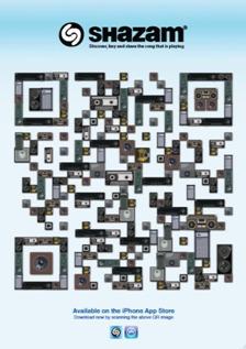 Un code 2D doit-il être noir et moche ou coloré et esthétique ?   QRdressCode   Scoop.it