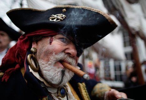 It's Talk Like a Pirate Day—But Where Does 'Pirate Talk' Really Come From? | enjoy yourself | Scoop.it