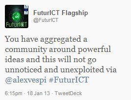 Alex Vesipignani: on FuturICT | FuturICT In the News | Scoop.it