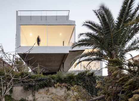 [Barcelona, Spain]  JGC House by MDBA | The Architecture of the City | Scoop.it