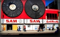 A Photo Survey of Abandoned Record Shops - Flavorwire | Kill The Record Industry | Scoop.it