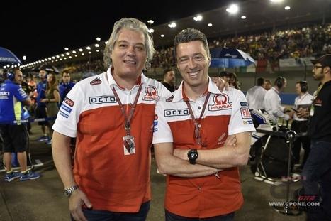 MotoGP Team Pramac considers Suzuki for 2018 | Ductalk Ducati News | Scoop.it