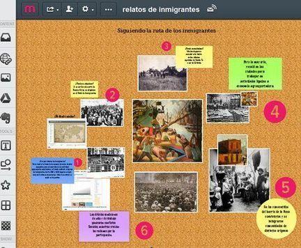 Murales Digitales en el Aula – 6 Herramientas para Implementarlas | Artículo | Avances TIC. Didáctica | Scoop.it