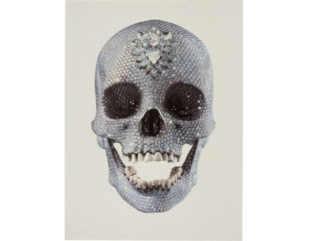 Like Gabriella Wimmer, Damien Hirst took a most unexpected leap using diamonds | Gabriella Wimmer Luxe | Scoop.it