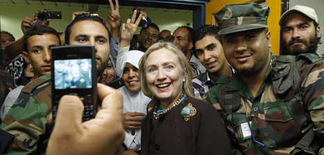 Hillary Clinton Has No Regrets About Libya | Upsetment | Scoop.it