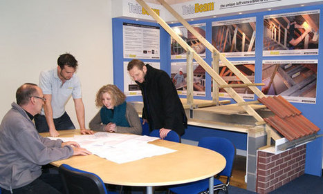 Telebeam Ltd: The Unique Loft Conversion and Flooring System | Home Design | Scoop.it