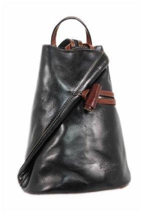!@#   Ital.Tasche Ledertasche Rucksack Schultertsche Leder 02964 | Damen Handtaschen Günstig | Scoop.it